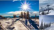 Самый снежный Шерегеш, Зима 2021, горнолыжный курорт Шерегеш.
