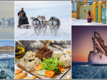 """Экскурсионный тур """"Неделя зимнего Байкала"""" 8 дней от 36700 рублей."""