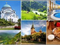 Отправляемся в самое сердце Балканского полуострова. Сербия -10 ночей от 37600.