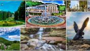 Летим на курорты Кавказских Минеральных Вод, 8дней от 24400 рублей!